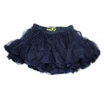VINROSE W2010/2011 petticoat PARTY navy, maat 86 t/m 152
